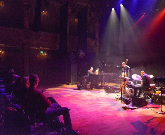 Konsert på Palladium med Jacob Karlzon
