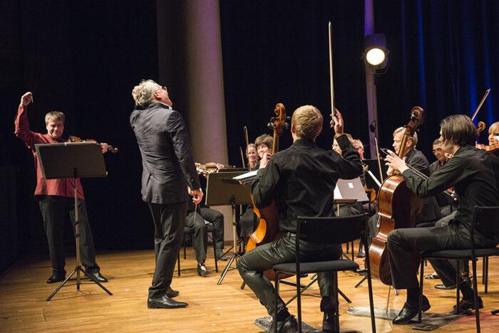 Klassisk konsert på Palladium